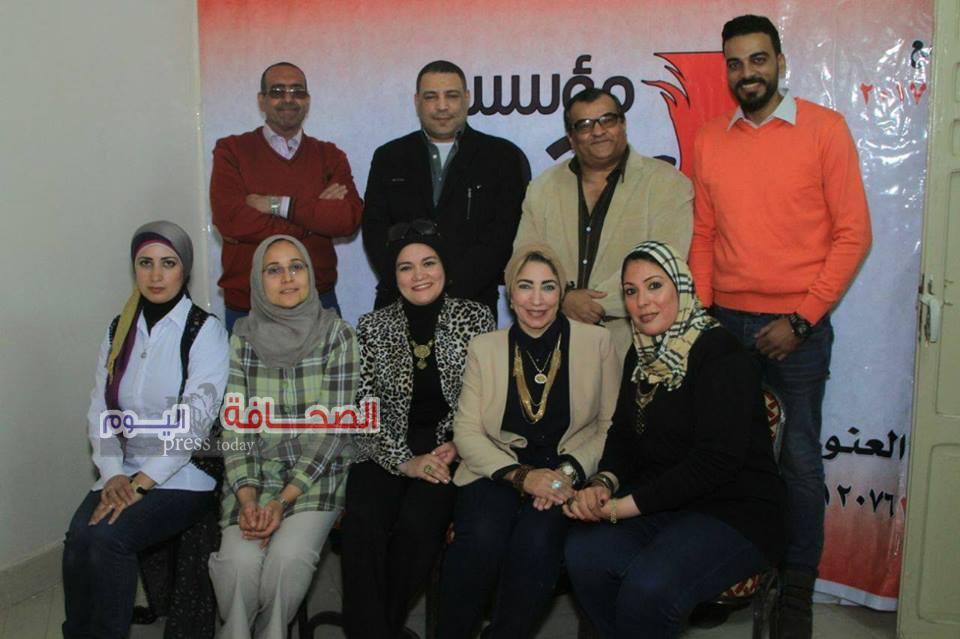 """مؤسسة هى مصر"""" تطلق مبادرة """"قوتك فى فكرتك """""""