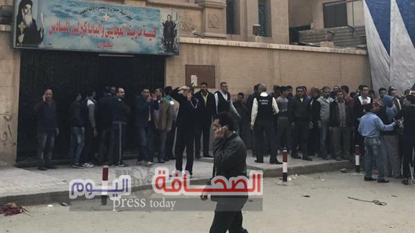 السلطنة تدين الحادث الإرهابي الذي تعرضت له كنيسة مارمينا بحلوان