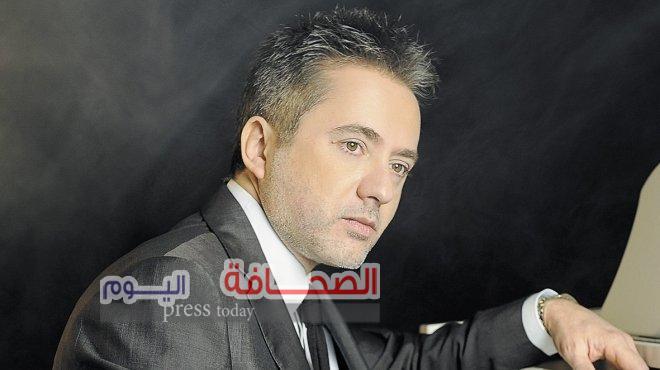 """""""مروان خورى"""" يصاحب شيماء الشايب بالعزف فى برنامجه"""