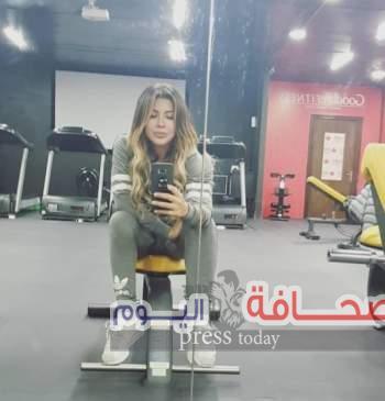 نوال الزغبى:  على مواقع التواصل Gym is my therapy
