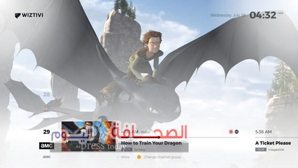 ويزتيفي تشارك بتكنولوجيا TIMELESSUI® TVبمعرض كابسات دبي