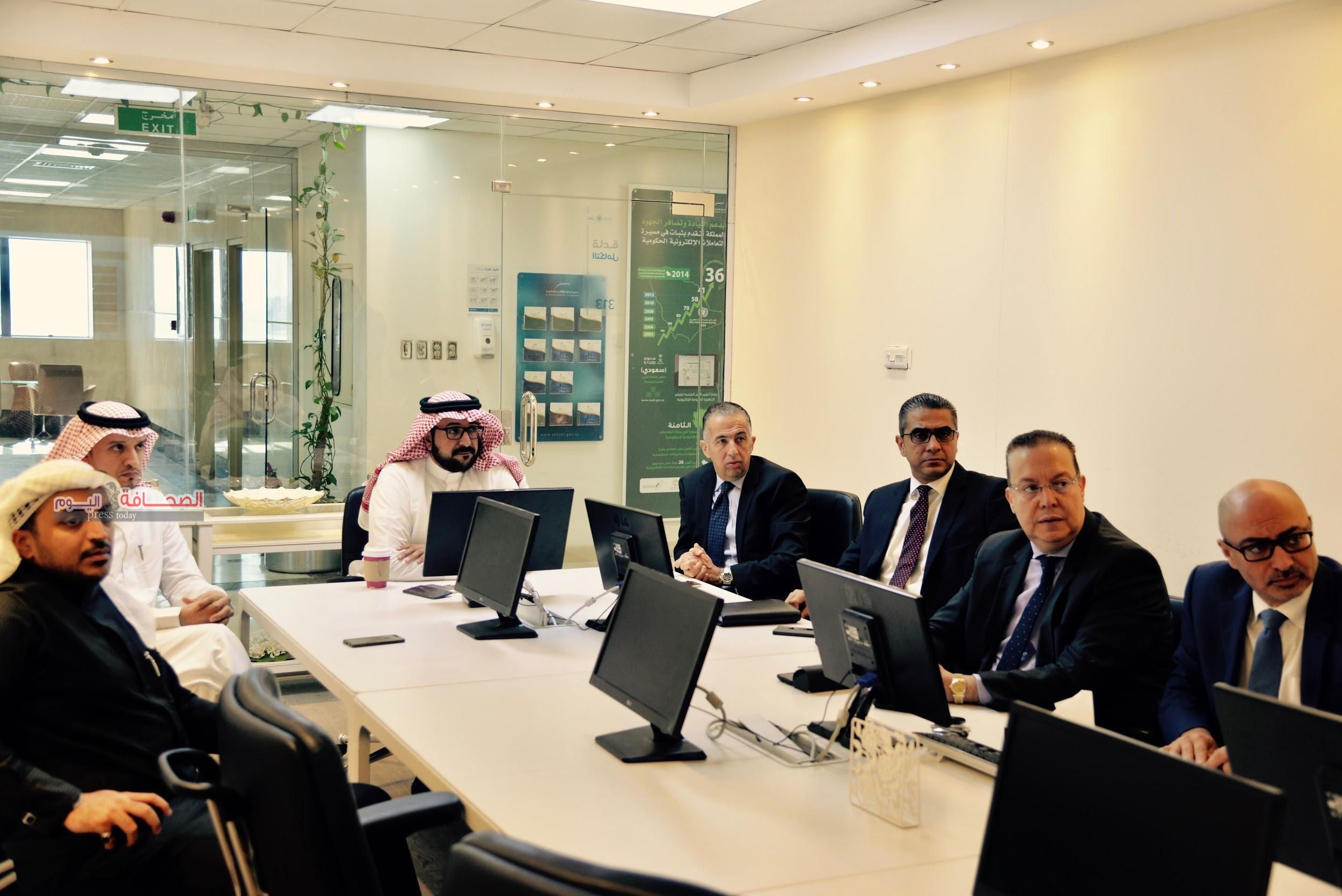 وزارة الاتصالات السعودية تطلق مشروع تطوير وتشغيل نظام البنية المؤسسية الوطنية (NEA Repository System)