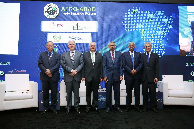 المؤسسة الدولية الإسلامية لتمويل التجارة والبنك الإفريقي للتصدير والاستيراد يوقعان إتفاقيتي مرابحة بمبلغ 100 مليون دولار و50 مليون يور