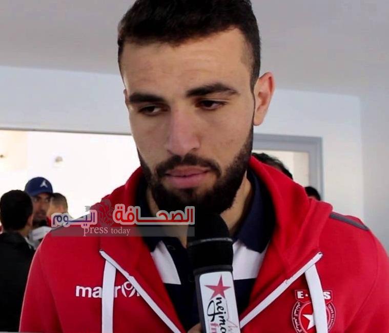 التونسى حمدى النقاز:ينهى إجراءات إنتقاله للزمالك