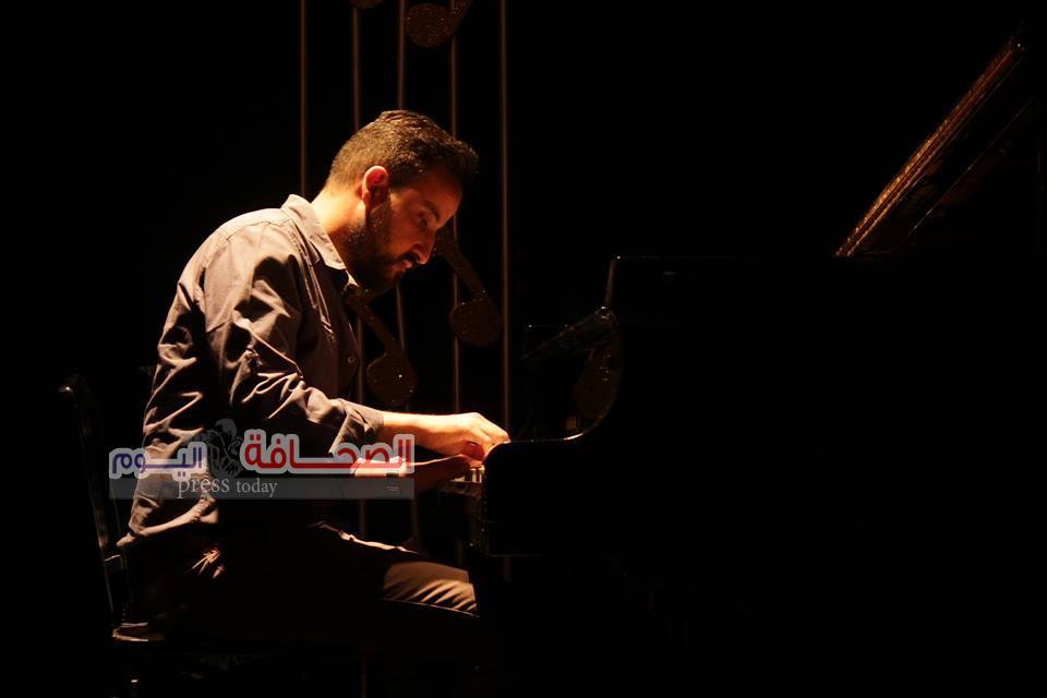 الموسيقار محمد نجله يُعيد روح السينما الصامتة