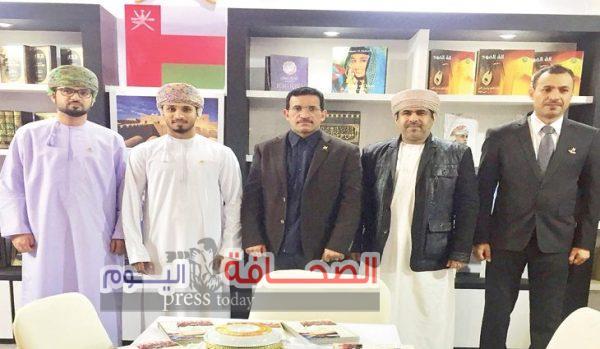 إقبال كبير علي جناح سلطنة عُمان في معرض القاهرة الدولي للكتاب