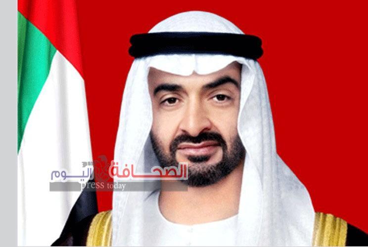 محمد بن زايد:مبروك للإمارات وعمان فالفوز واحد