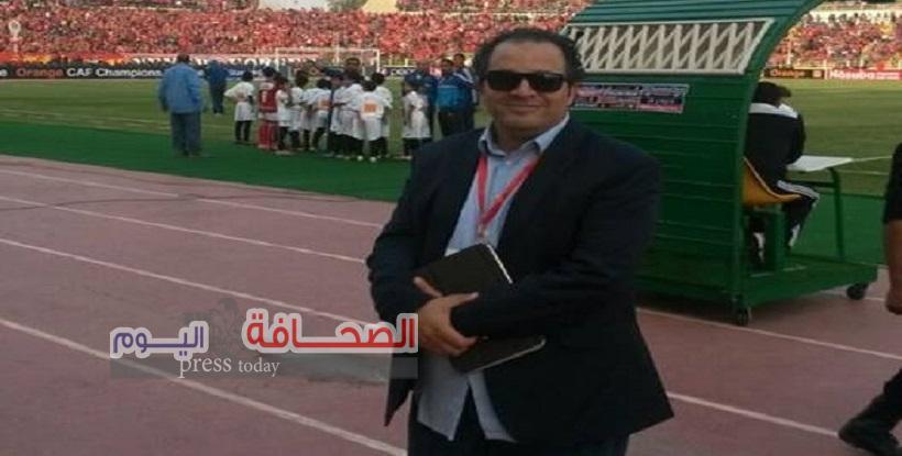 محمد كامل :برزينتيشن تبث لقاء القمة بين الأهلى والزمالك