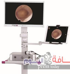 """كشف النقاب عن حل للتصوير التَّشخيصي الطبي""""ICARE+"""" خلال معرض الصحةالعربي"""