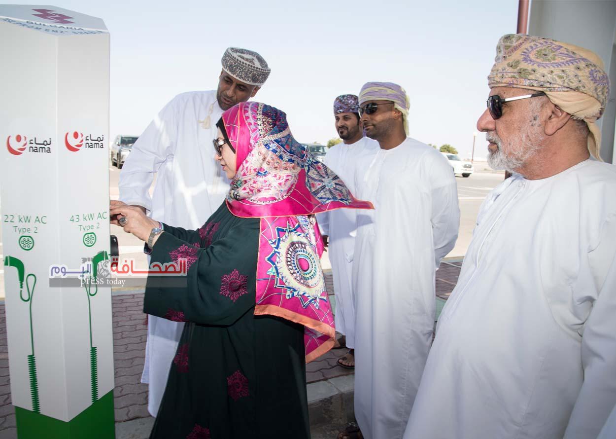 تحويل حرم جامعة السلطان قابوس إلى مدينة ذكية في سلطنة عمان