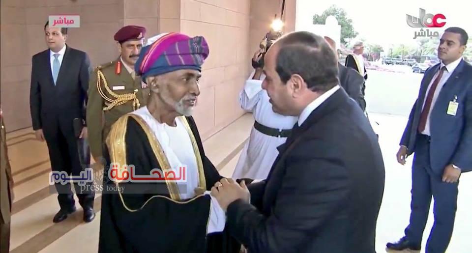 وسائل الإعلام بالسلطنة ترحب بزيارةالرئيس عبد الفتاح السيسي