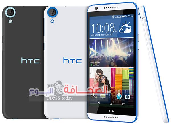 تعرف على :مواصفات الهاتف الجديد من HTC