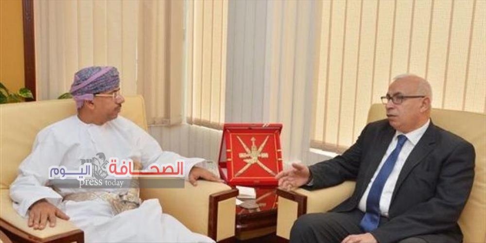 د. الحسنى:زيارة الرئيس السيسى تعززالعلاقة بين البلدين