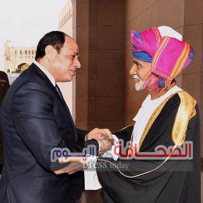 وسائل الإعلام فى السلطنةتشارك مصر إحتفالاتها بنجاح الاستحقاق الانتخابي