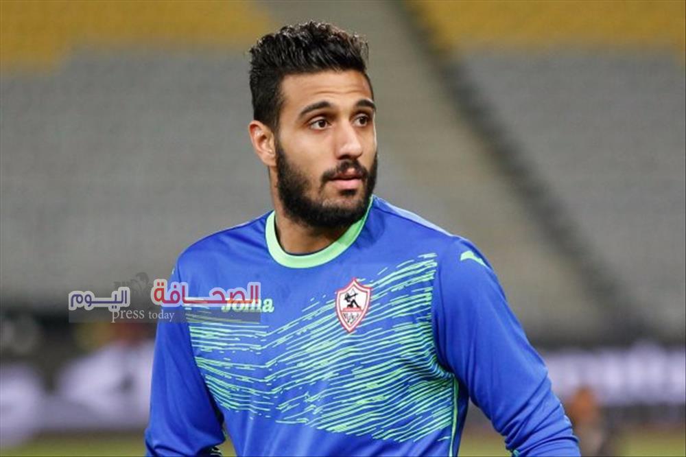 5 حراس مرشحين لخلافة أحمد الشناوى بالزمالك