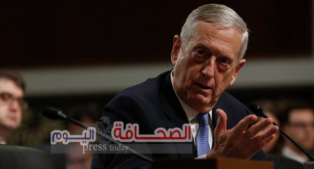 """وزير الدفاع الأمريكي يصف الضربات على سوريابأنها """"ضربة واحدة فقط"""""""
