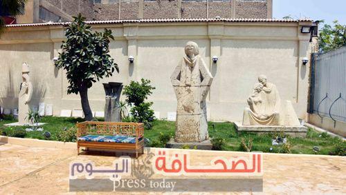 إفتتاح متحف الفنان حسن حشمت .. الأحد