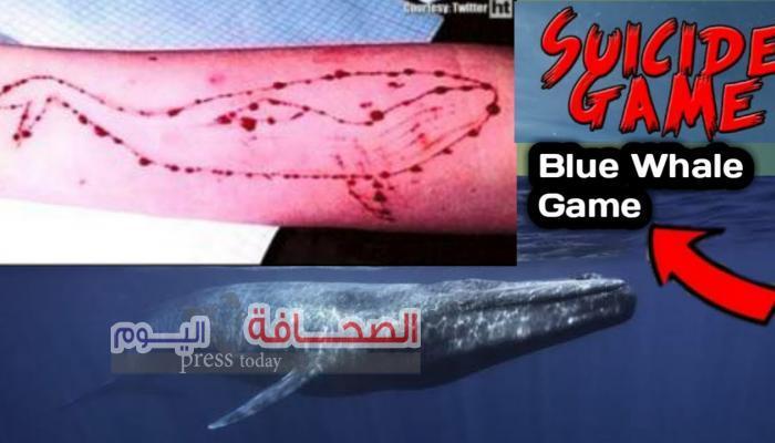 """""""الهاتف به تطبيق قاتل"""" الحوت الأزرق تطبيق اليكترونى يثير الذعر حول العالم"""