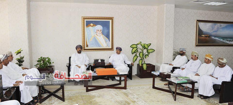 د. عبد المنعم الحسنى يهنئ مجلس إدارة جمعية الصحفيين الجديد