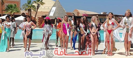 بالصور تعرف على: أفضل عشر ملكات جمال العالم  بملابس البحر