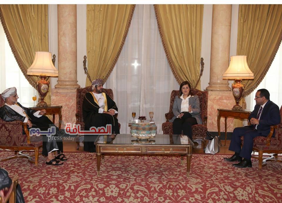 مباحثات رسميه بين مصر والسلطنة على هامش إجتماعات المنظمة العربية للتنمية الإدارية