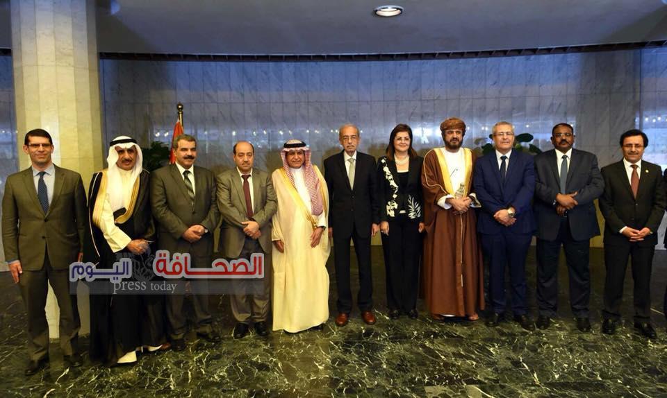 إسماعيل: يستقبل وفود ممثلى الدول العربية المشاركين فى المجلس التنفيذي للمنظمة العربية للتنمية الإدارية