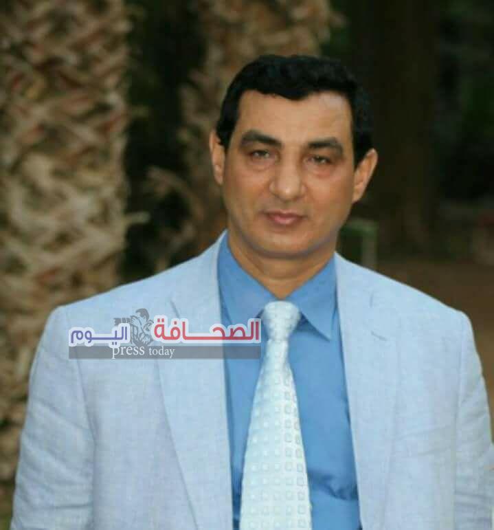 ألف مبروك للزميل العارف بالله لترقيته نائبا لرئيس التحرير بدار أخبار اليوم