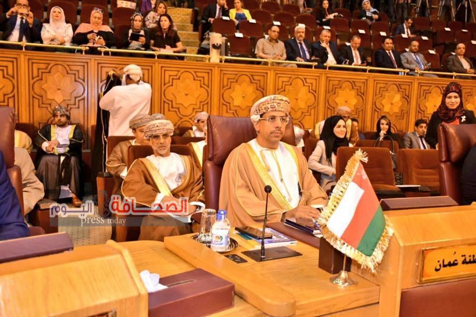 سلطنة عمان تشارك فى الدورة الـ 49 لمجلس وزراء الإعلام العرب بالقاهرة
