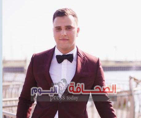 رحيل فقيد الشباب حازم سعيد زعتر
