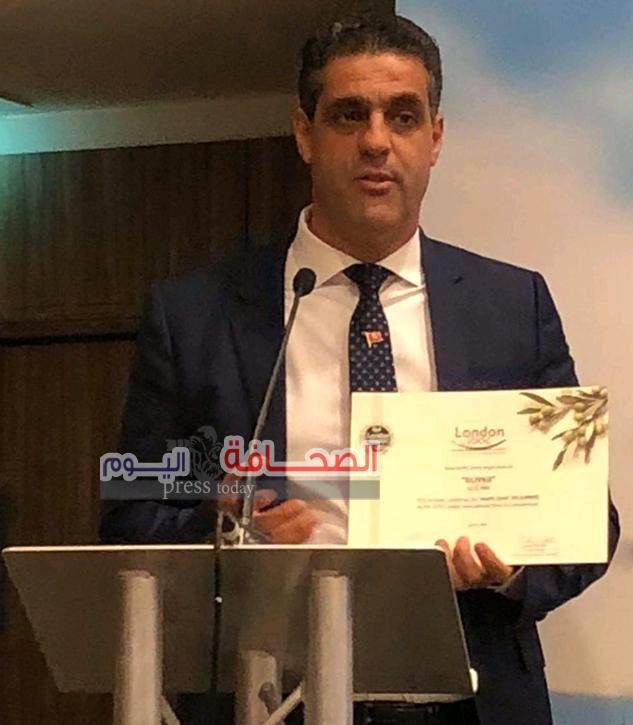 كريم الفيتوري سفير (الذهب الأخضر) وحاصد الجوائز العالمية