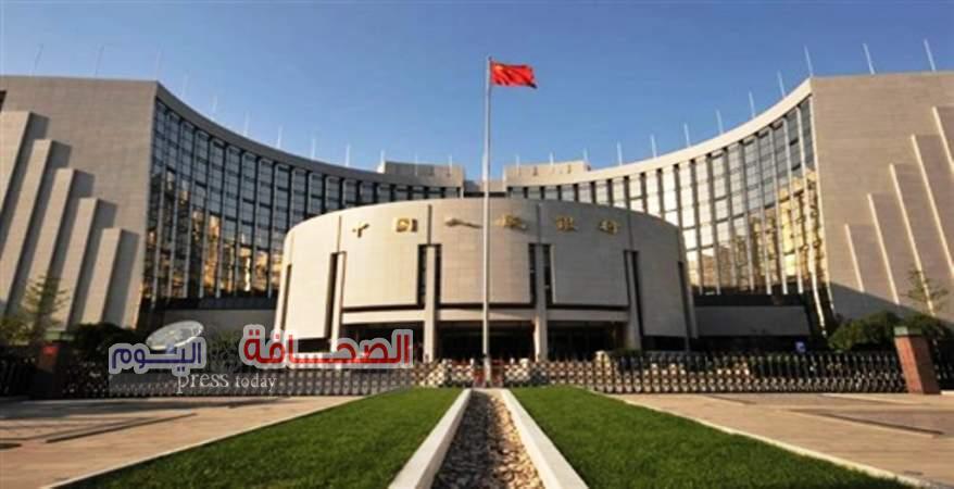 البنك المركزى الصينى يخفض الإحتياطى بواقع 50 نقطة لبعض البنوك