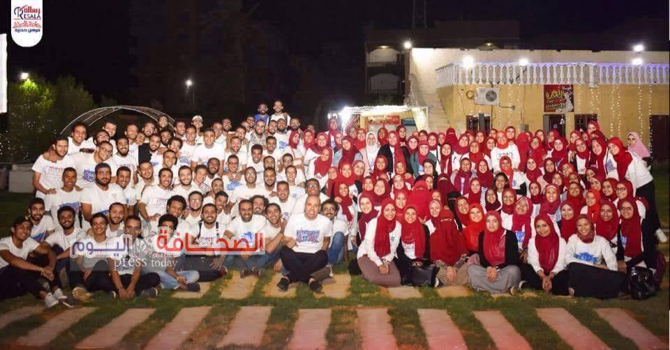 40 فريق يشاركون فى  مسابقة القرى الفقيرة