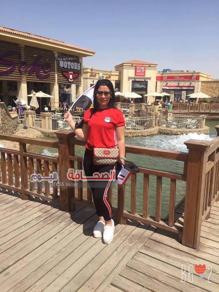 حنان يعقوب للاعبي المنتخب: ننتظر الفوز أمام روسيا