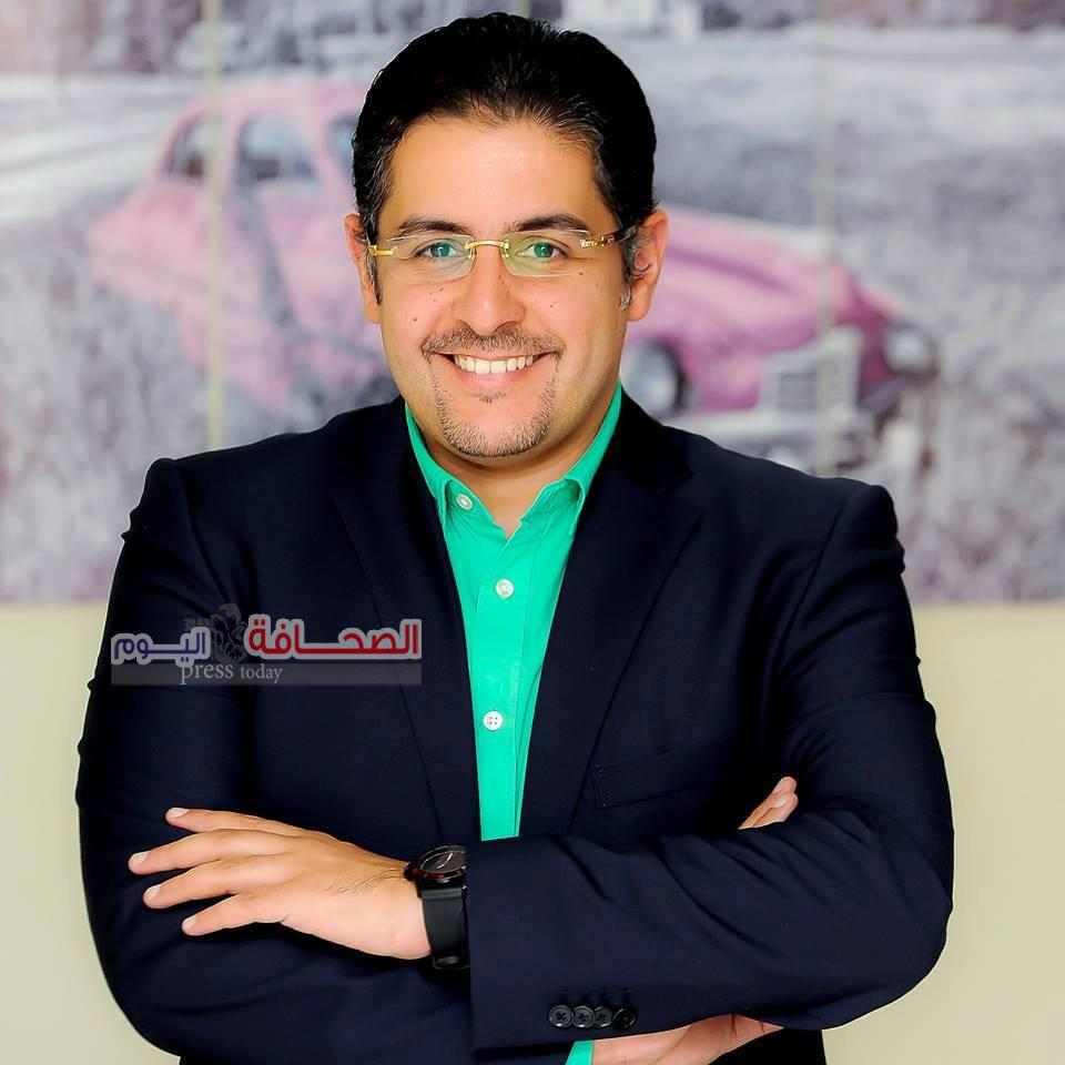 د.وائل غانم يشارك في قافلة الأزهر الطبية بالأقصر