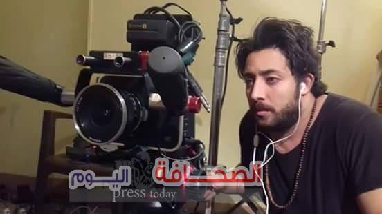 """عمرو شريف ينتهى من تصوير كليب """"نمبر"""""""