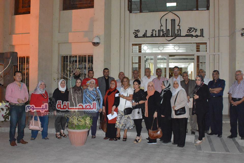 بالصور .. تأسيس رابطة خريجى كلية الآثار بجامعة القاهرة