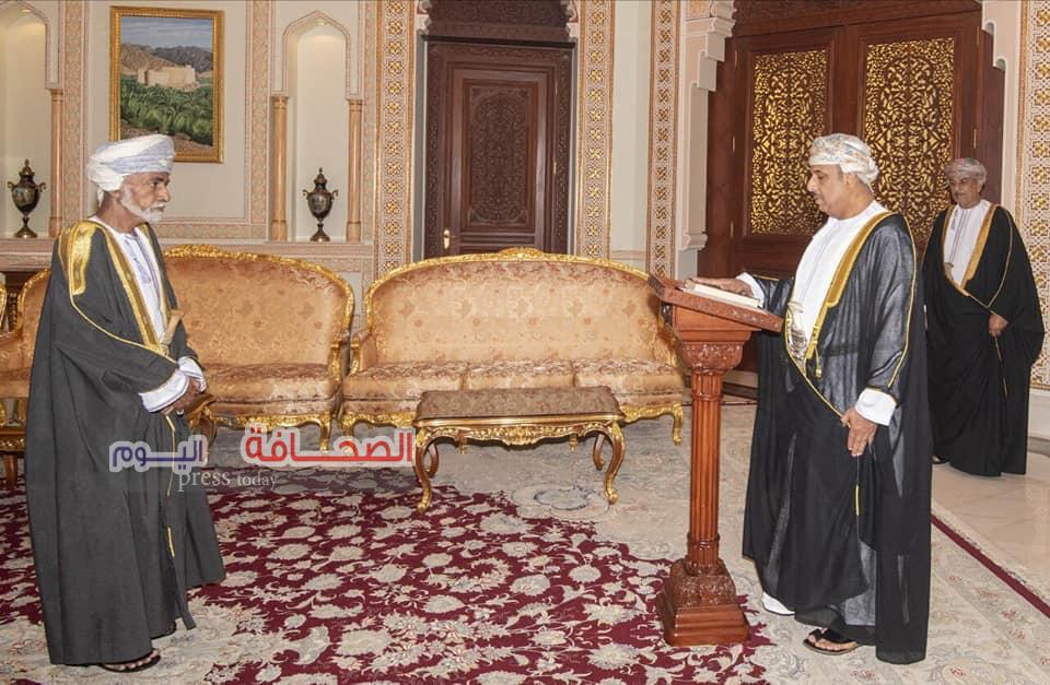 جلالة السلطان قابوس يعتمد عددآ من أصحاب السعادة السفراء
