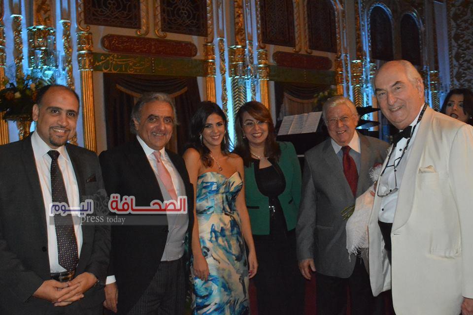 بالصور .. ختام مهرجان قصر المنيل للموسيقى الرفيعة