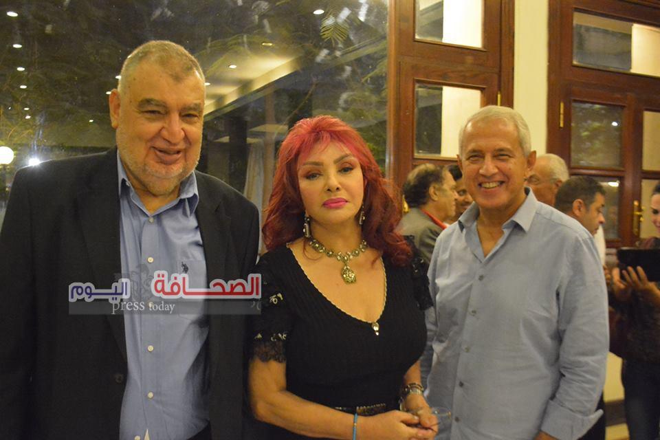 بالصور .. الإحتفال بمئوية ميلاد الكاتب السياسى والروائى إحسان عبد القدوس