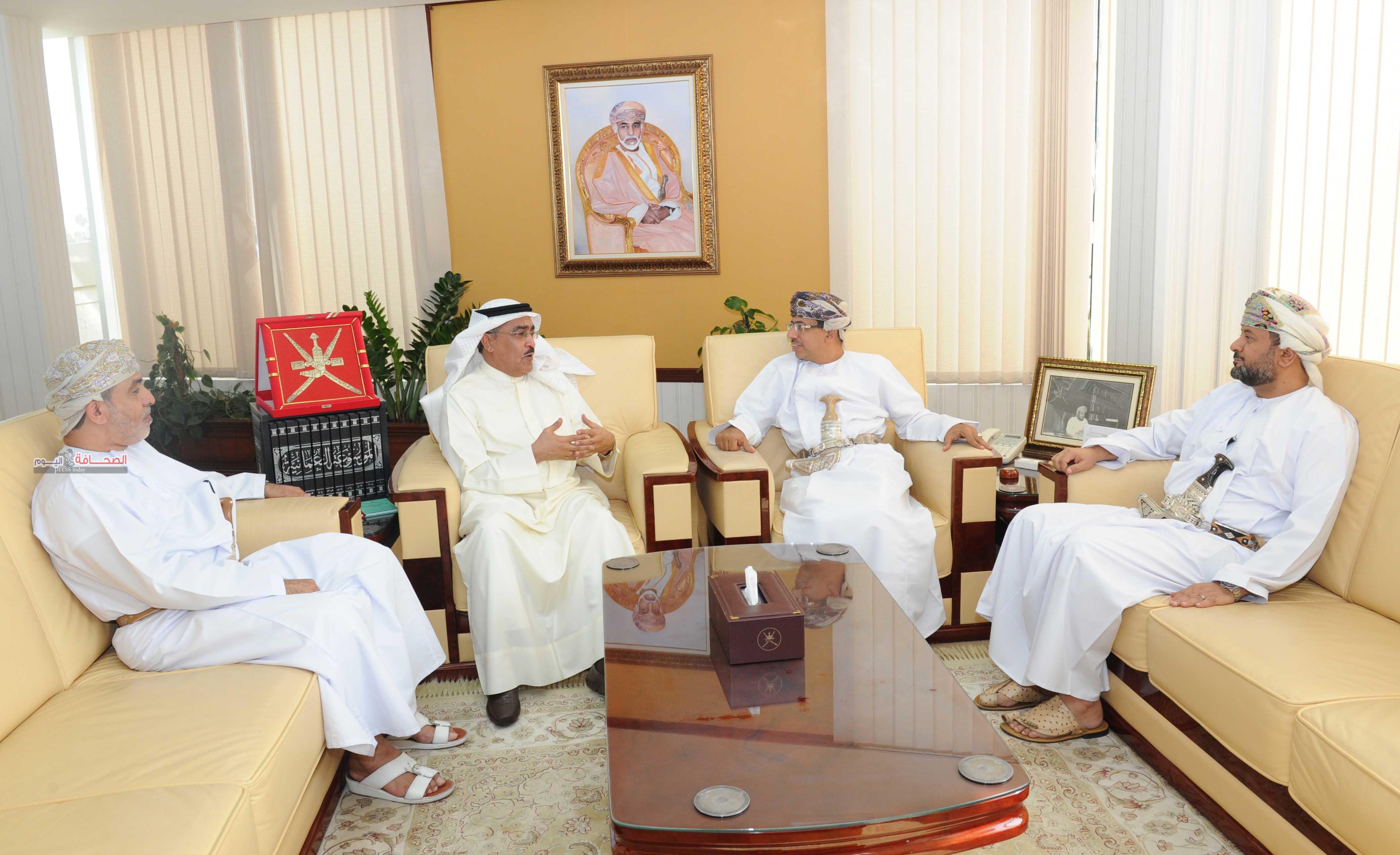د. عبد المنعم الحسنى :يبحث تعزيز التعاون الإعلامي مع اتحاد الصحفيين العرب