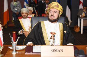 أسعد يترأس وفد السلطنة في أعمال القمة العربية الأوروبية الأولى