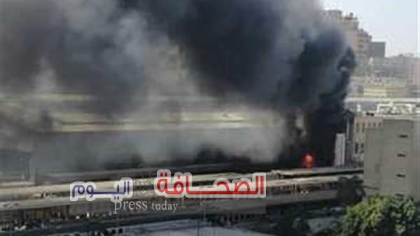 تعرف على : التفاصيل الكاملة وراء حادث قطار محطة مصر