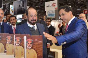 الدكتور عبدالمنعم بن منصور الحسني يترأس الوفد الإعلامي العُماني لزيارة المكتبة الوطنية بباريس
