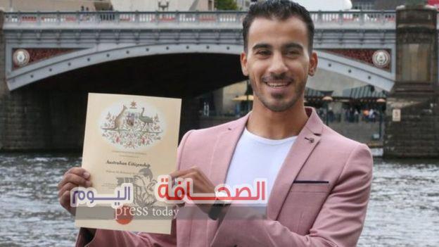 بعد الإفراج عنه : العريبي لاعب كرة القدم البحريني يحصل على الجنسية الأسترالية
