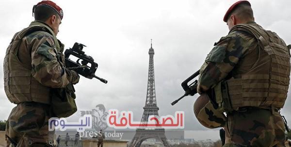 """قوات الجيش الفرنسي تنضم إلى الشرطة ضد"""" السترات الصفراء"""""""