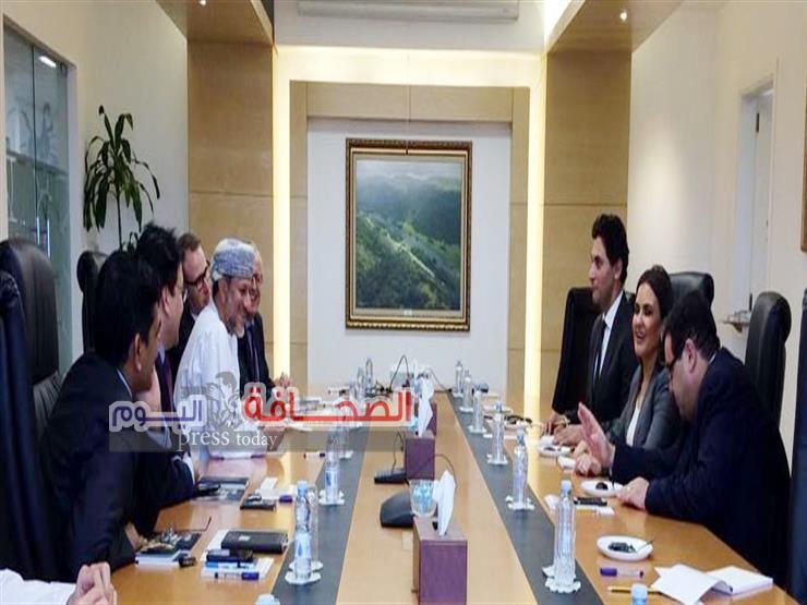 دكتورة سحر نصر تبحث مع رئيس صندوق الاحتياطي العماني تعزيز العلاقات الاستثمارية