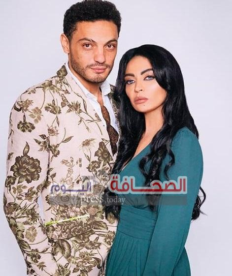 تعرف على أسباب :انفصال الفنان محمد على و زوجته