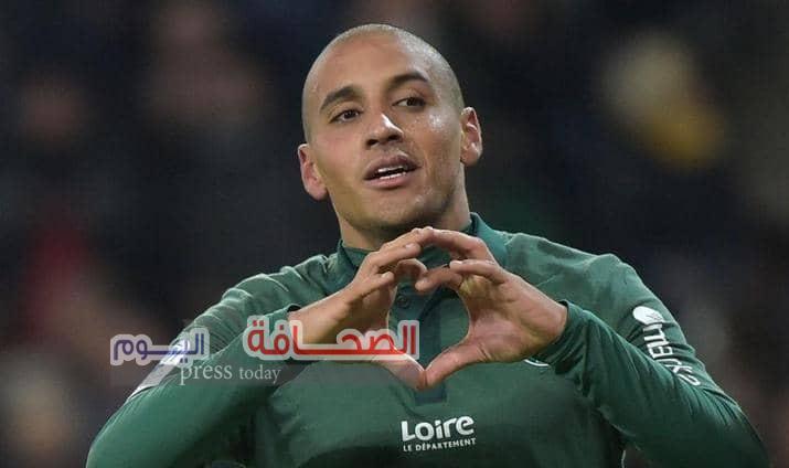 """""""الخرزى"""" ينافس على أفضل لاعب أفريقى بالدورى الفرنسى"""