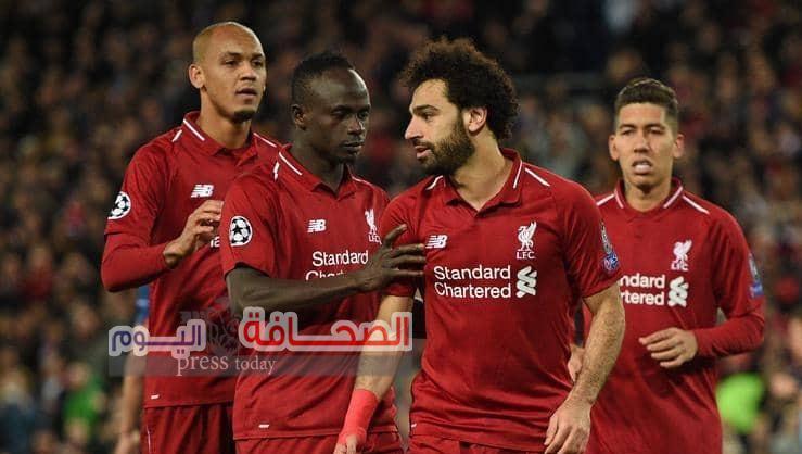 مدرب ليفربول لاتوجد منافسة بين محمد صلاح و السنغالى مانى