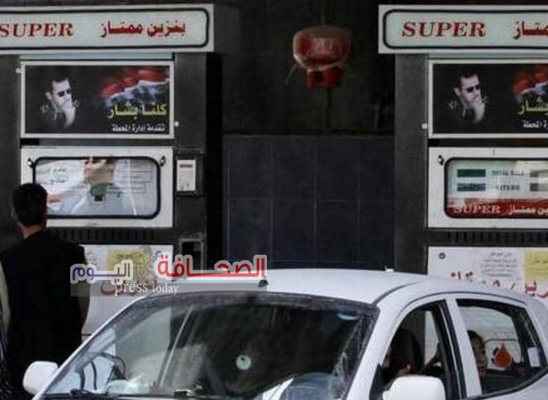 تعرف على :أسباب أزمة الوقود بدمشق